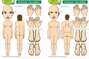 Checklist Patient (Corps Ideal)